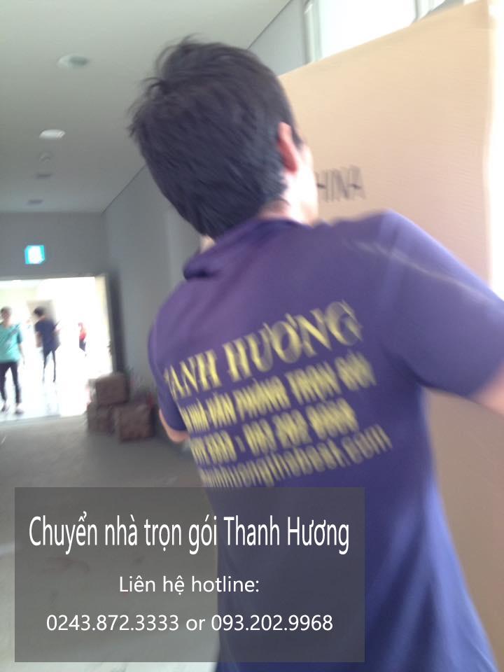 Dịch vụ chuyển nhà 365 Thanh Hương tại phố Hội Xá