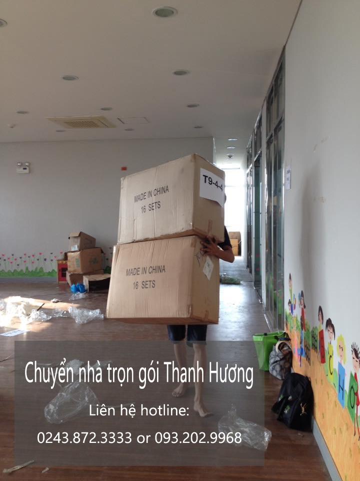 Dịch vụ chuyển nhà trọn gói tại phố Kim Quan-093.202.9968