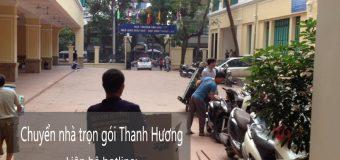 Dịch vụ chuyển nhà trọn gói 365 tại phố Lý Nam Đế