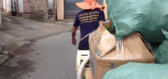 Chuyển nhà trọn gói tại phố Hàng Khay