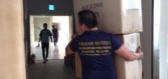 Dịch vụ chuyển nhà trọn gói tại phố Phú Thượng