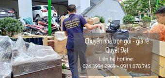 Dịch vụ chuyển nhà trọn gói 365 tại đường bát khối