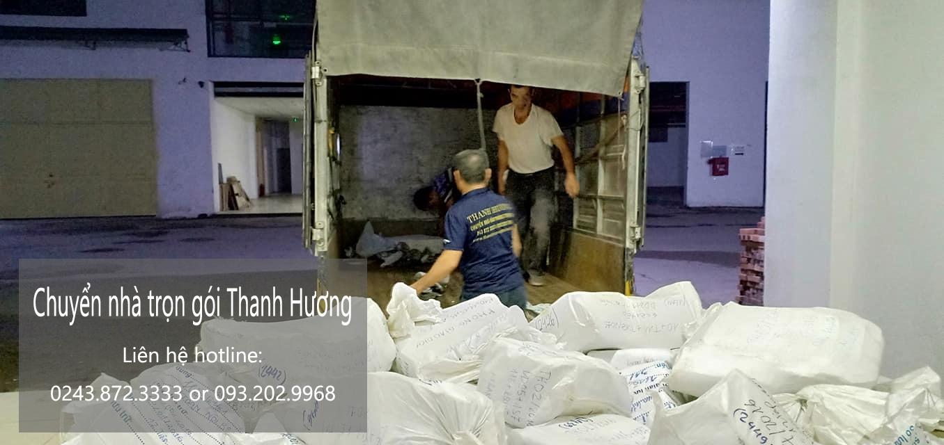 Dịch vụ chuyển nhà tại đường Phúc Diễn đi Gia Lâm