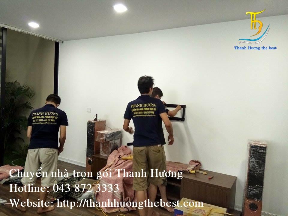 Chuyển văn phòng chuyên nghiệp tại phố Nguyễn Khang