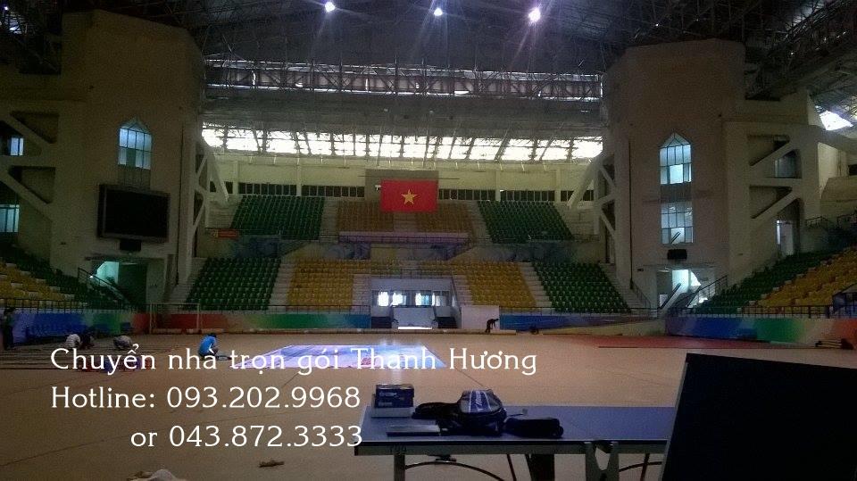 Chuyển văn phòng uy tín tại phố Duy Tân