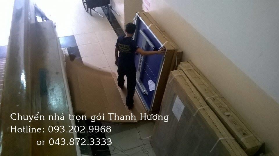 Chuyển nhà trọn gói tại phố Duy Tân