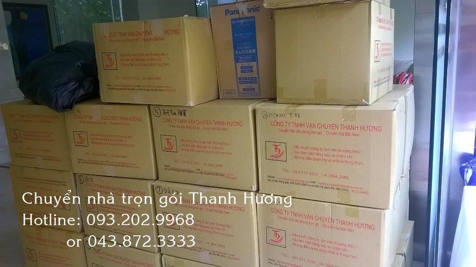 Dịch vụ chuyển nhà giá rẻ đường Phạm Hùng