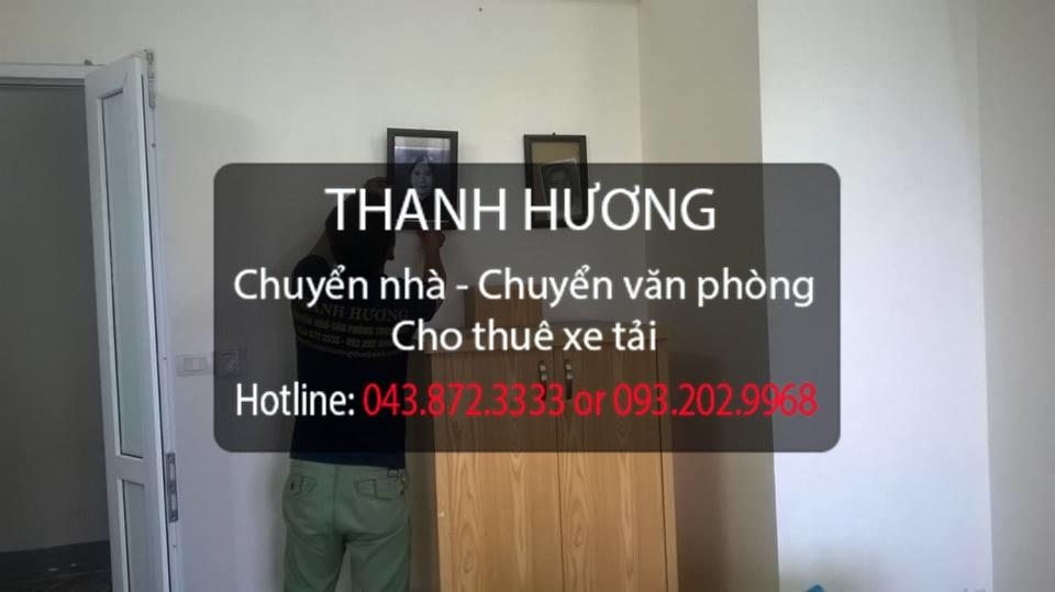 Chuyển nhà trọn gói 365 tại phố Nguyễn Văn Linh