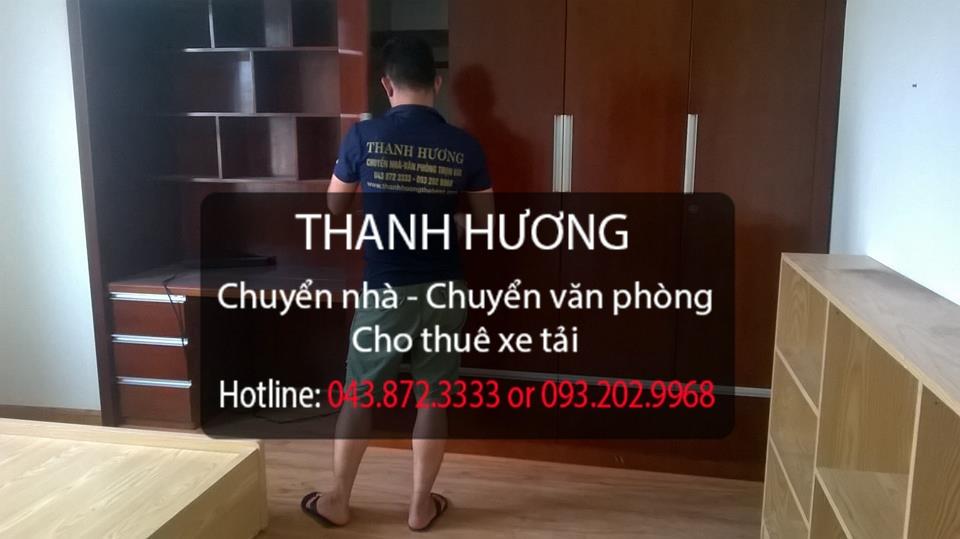Dịch vụ chuyển nhà 365 tại phố Nguyễn Văn Linh