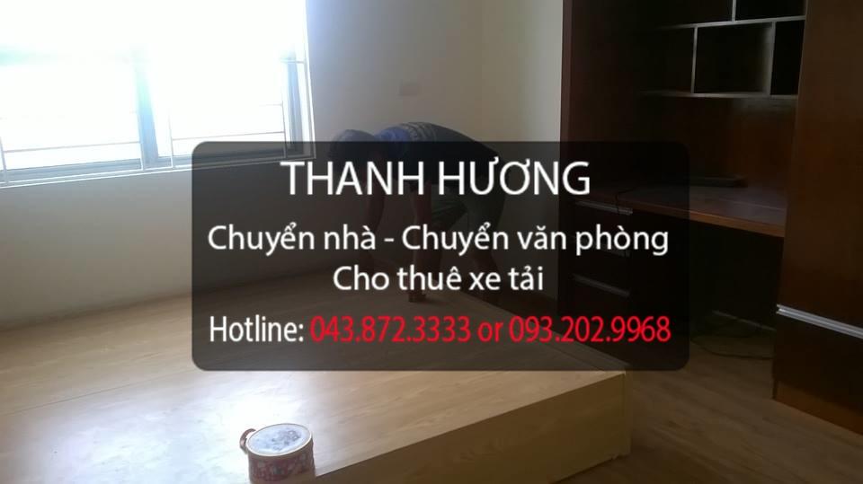Thanh Hương dịch vụ chuyển nhà trọn gói giá rẻ 365 tại phố Tư Đình