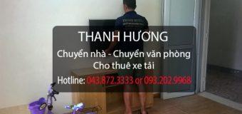 Dịch vụ chuyển nhà tại Xuân Phương Residence
