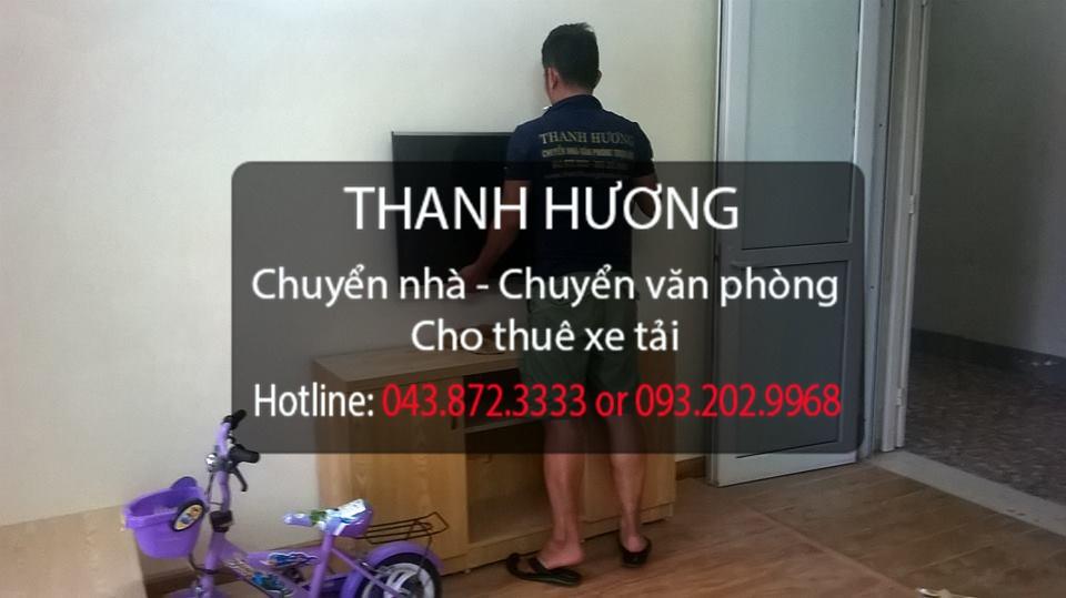 Dịch vụ chuyển nhà trọn gói 365 tại Xuân Phương Residence