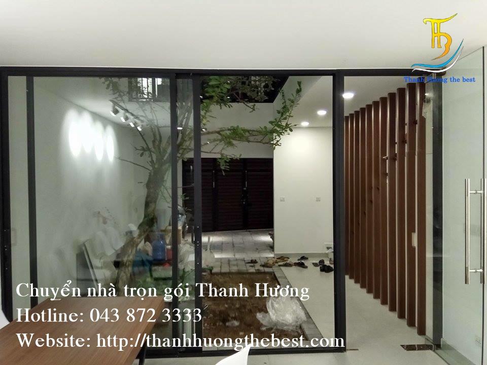 Chuyển nhà tại phố Nguyễn Chánh