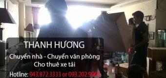 Chuyển nhà trọn gói giá rẻ tại phố Tân Thụy