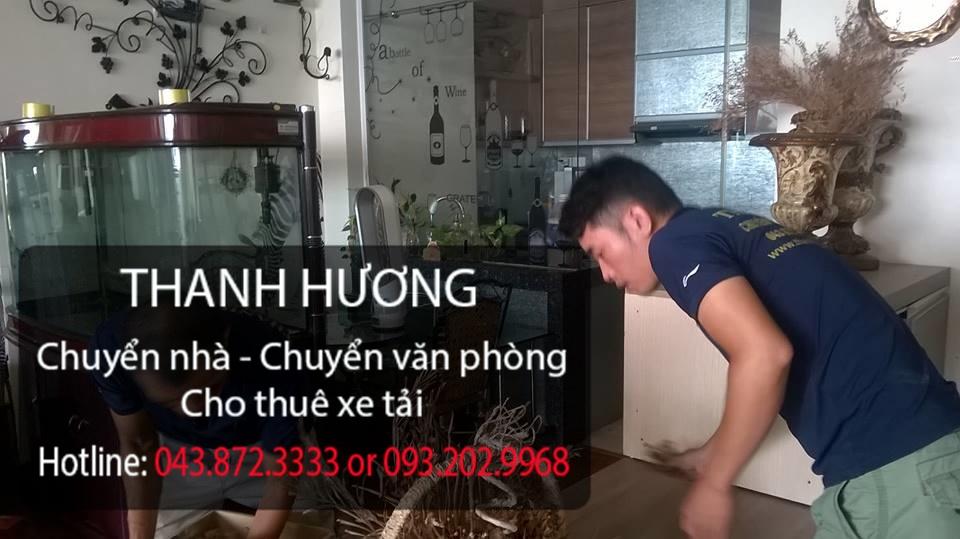 Chuyển nhà trọn gói giá rẻ chuyên nghiệp tại phố Ngô Xuân Quảng