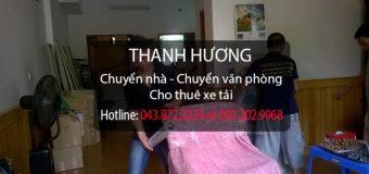 Dịch vụ chuyển nhà trọn gói 365 tại đường Nguyễn Văn Linh