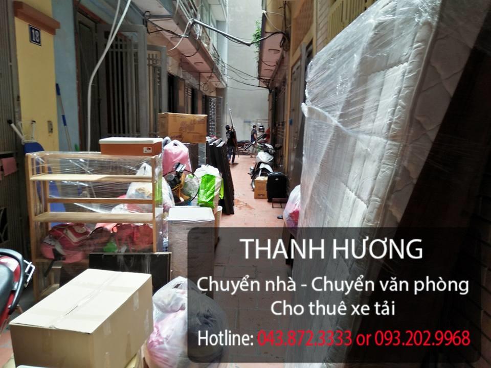 Thanh Hương dịch vụ chuyển nhà trọn gói tại đường Nguyễn Văn Linh