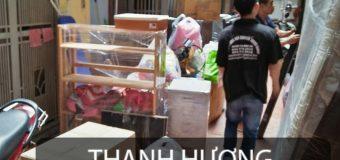 Chuyển nhà trọn gói chuyên nghiệp tại phố Sài Đồng