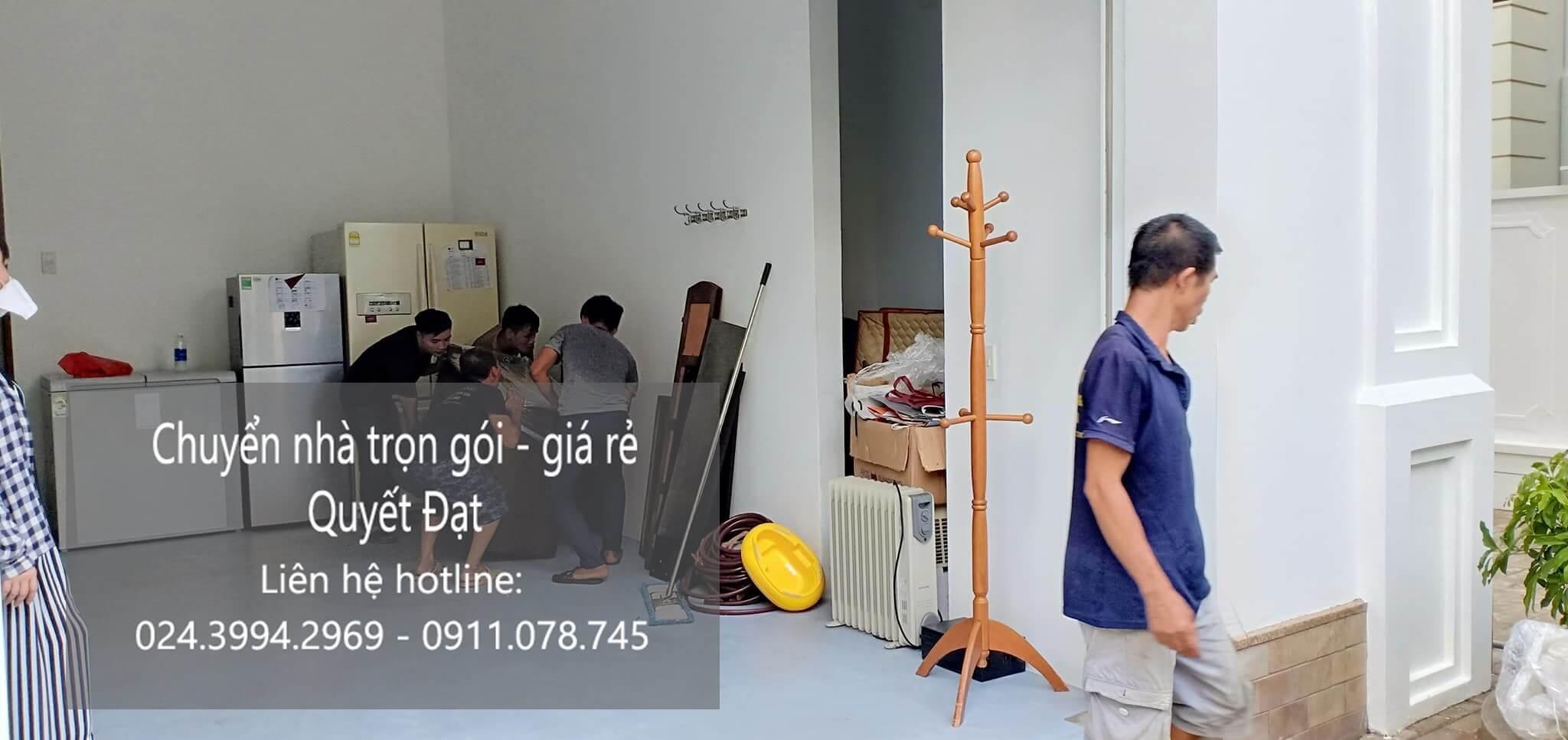 Dịch vụ chuyển nhà Thanh Hương tại xã Đại Đồng