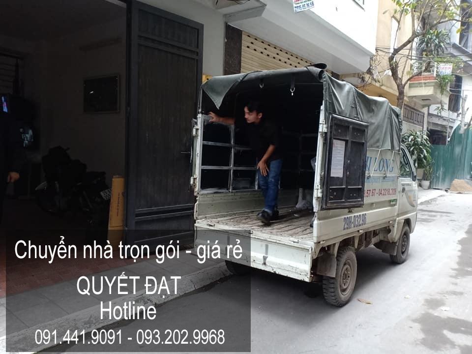 Dịch vụ chuyển nhà tại phố Doãn Kế Thiện
