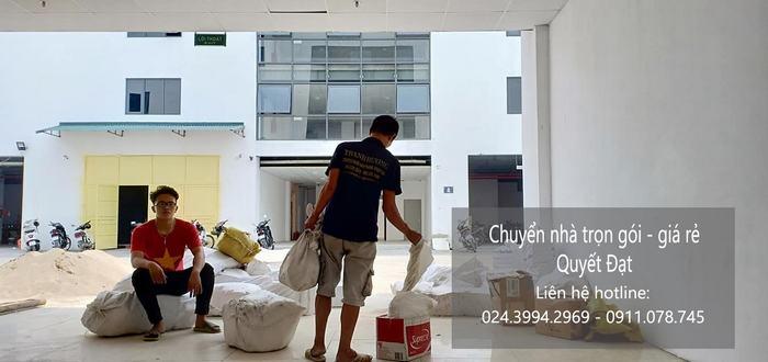chuyển nhà trọn gói chuyên nghiệp tại đường long biên 1