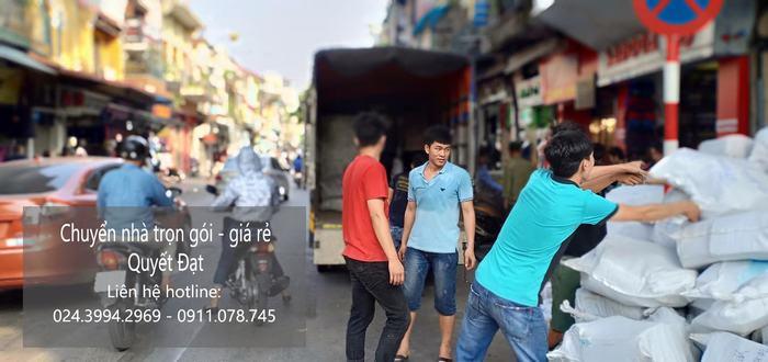 Dịch vụ chuyển nhà trọn gói 365 tại xã Chàng Sơn