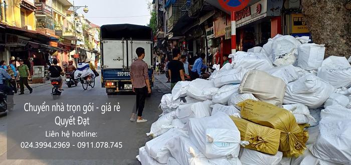 Dịch vụ chuyển nhà trọn gói tại xã Cần Kiệm
