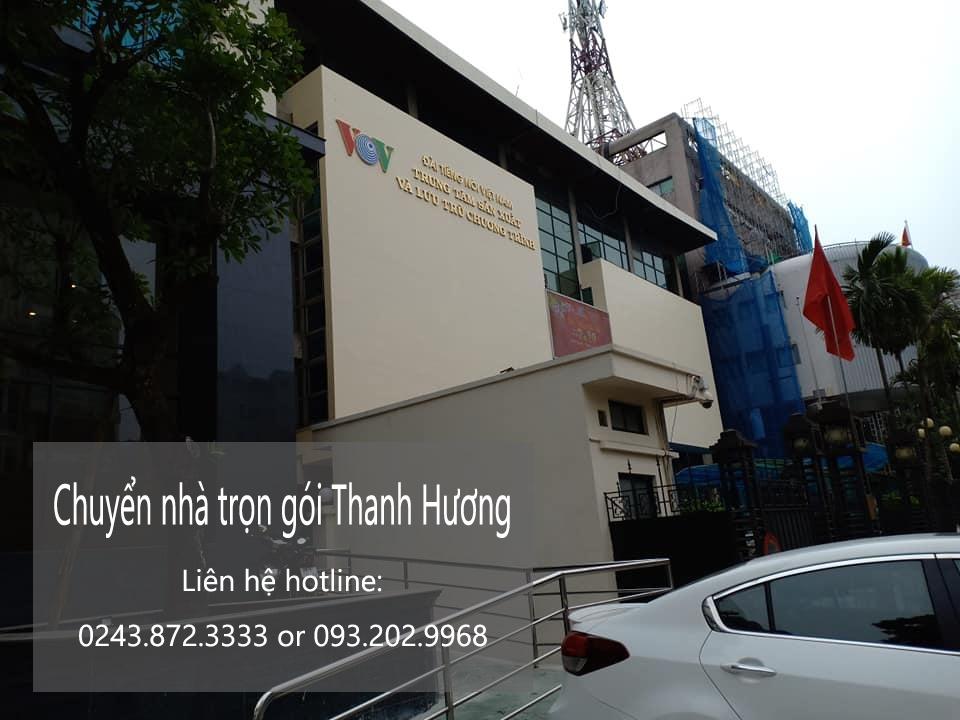 Chuyển nhà trọn gói 365 tại phố Nguyễn Văn Hưởng