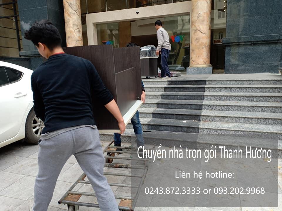 Chuyển nhà trọn gói 365 tại phố Lê Văn Hưu