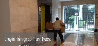 Dịch vụ chuyển nhà trọn gói 365 tại phố Lê Quý Đôn