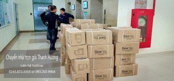Dịch vụ chuyển nhà trọn gói 365 tại phố Lê Ngọc Hân