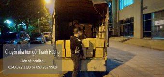 Chuyển nhà trọn gói 365 tại phố Hồng Phúc