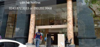 Dịch vụ chuyển nhà trọn gói 365 tại phố Mạc Thái Tông
