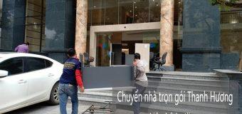 Dịch vụ chuyển nhà trọn gói tại phố Nguyễn An Ninh