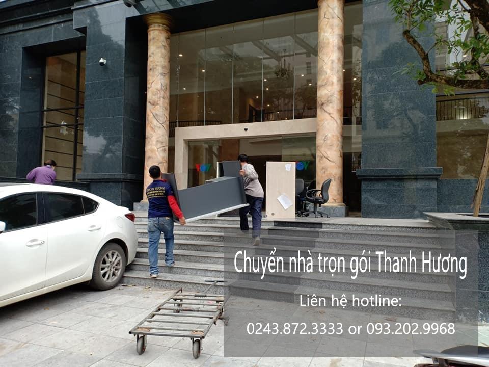 Dịch vụ chuyển nhà trọn gói chuyên nghiệp tại phường Bồ Đề