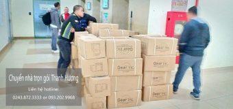 Dịch vụ chuyển nhà trọn gói 365 tại phố Mạc Thị Bưởi