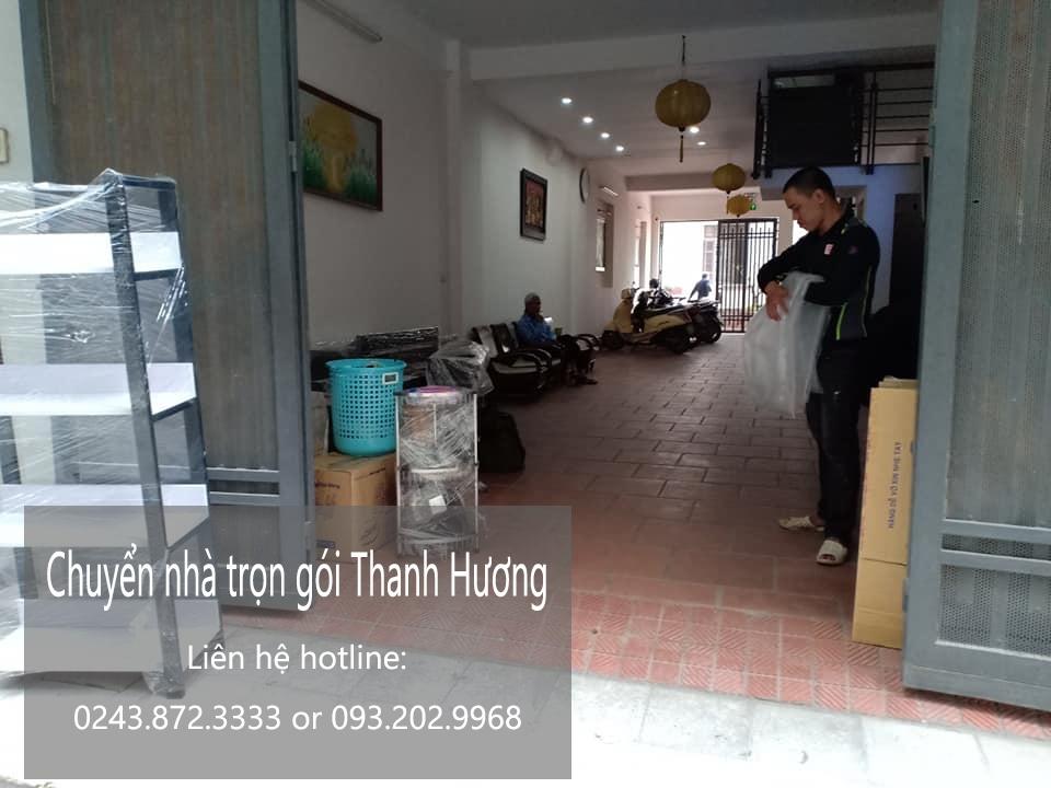 Dịch vụ chuyển nhà trọn gói 365 tại phố Khuất Duy Tiến