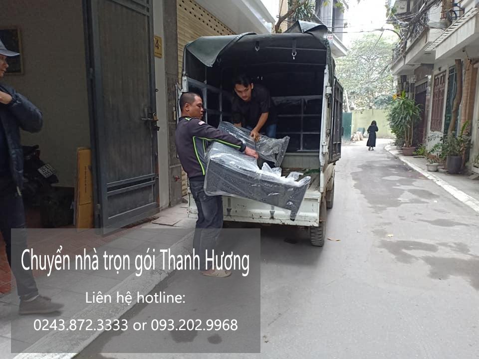 Dịch vụ chuyển nhà 365 tại phố Quỳnh Mai