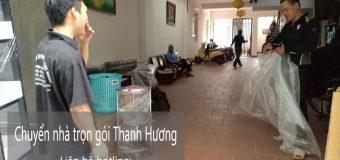 Dịch vụ chuyển nhà trọn gói 365 tại phố Nguyễn Huy Tự