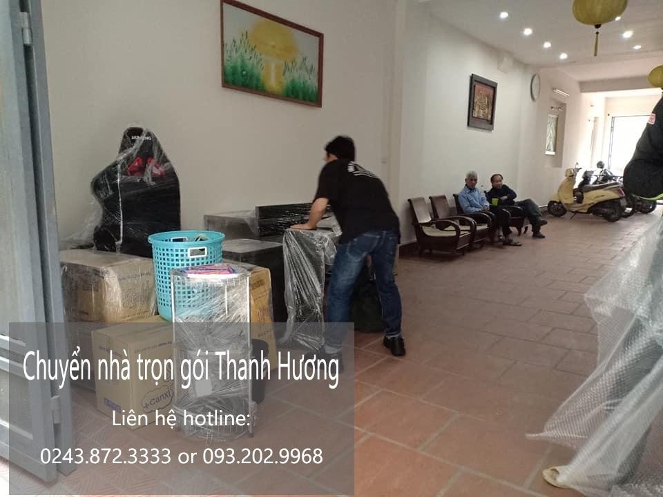 Chuyển nhà trọn gói 365 tại phố Kim Quan Thượng