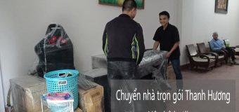 Dịch vụ chuyển nhà trọn gói 365 tại phố Nguyễn Mậu Tài