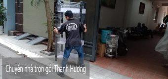 Dịch vụ chuyển nhà trọn gói 365 tại phố Tôn Quang Phiệt 2019