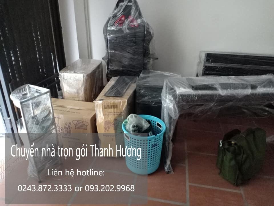 Chuyển nhà trọn gói tại phố Đồng Dinh