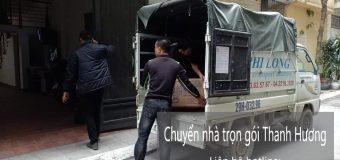 Chuyển nhà trọn gói 365 tại phố Đào Văn Tập