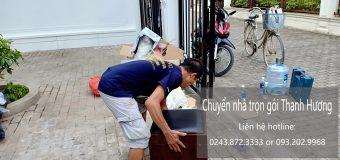 Chuyển nhà trọn gói 365 tại phường Lĩnh Nam
