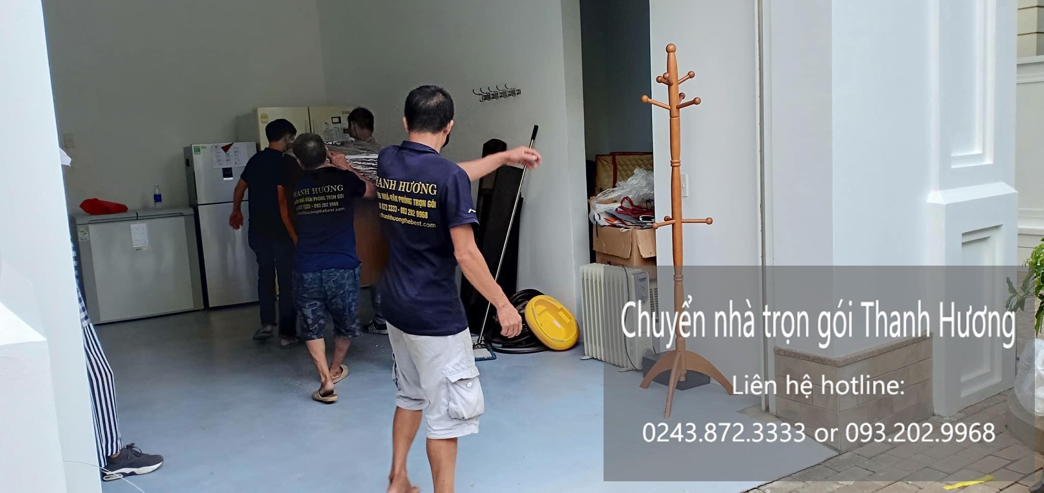 Dịch vụ xe tải giá rẻ đường Kim Giang đi Hải Phòng