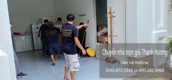 Dịch vụ chuyển nhà trọn gói 365 tại phố Gia Ngư