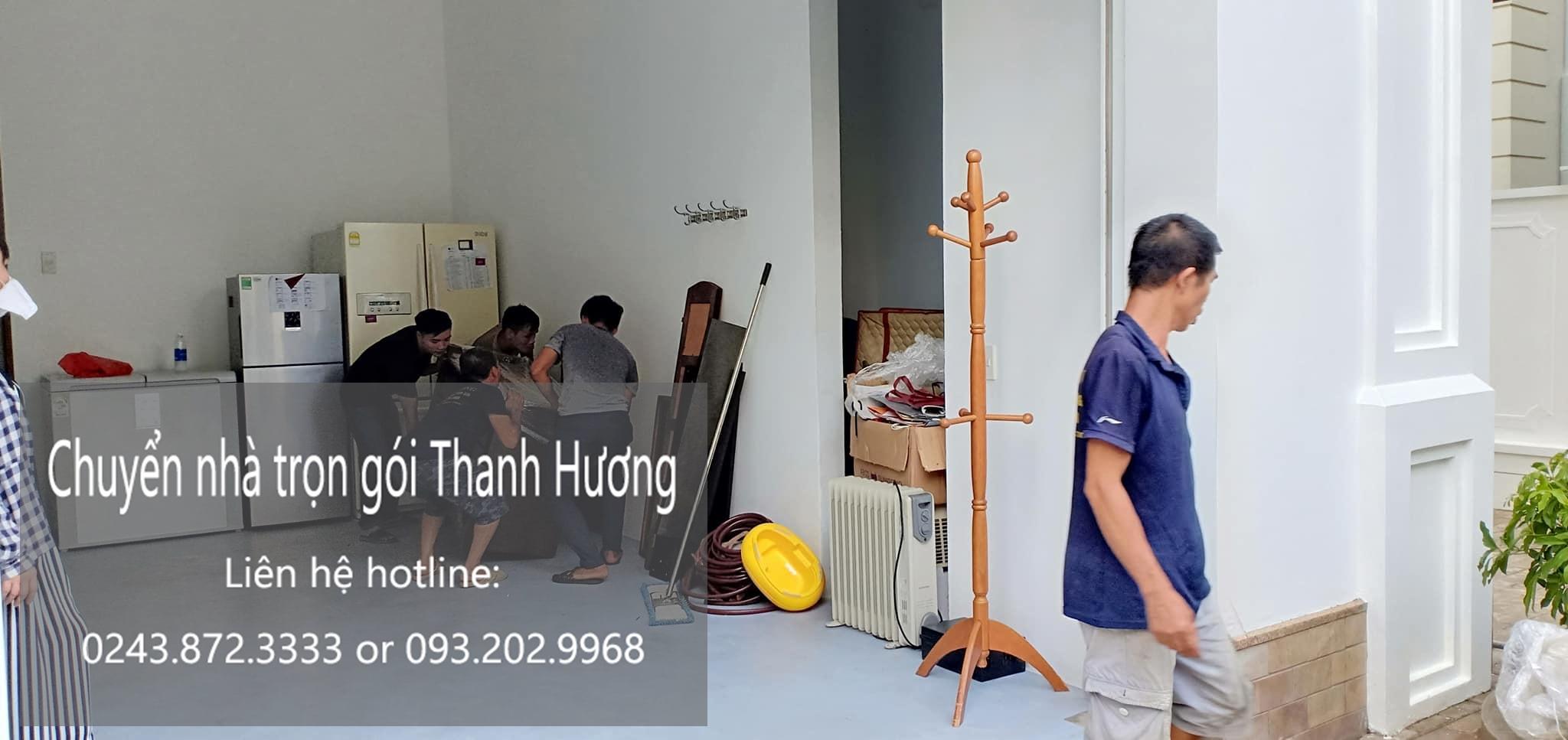 Chuyển nhà trọn gói từ Hà Nội đi Nam Định