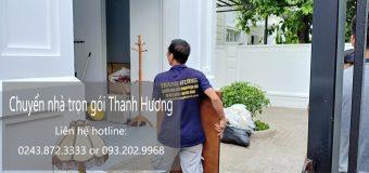 Dịch vụ chuyển văn phòng 365 tại phố Giải Phóng
