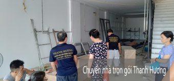 Dịch vụ chuyển nhà trọn gói 365 tại đường hồng hà